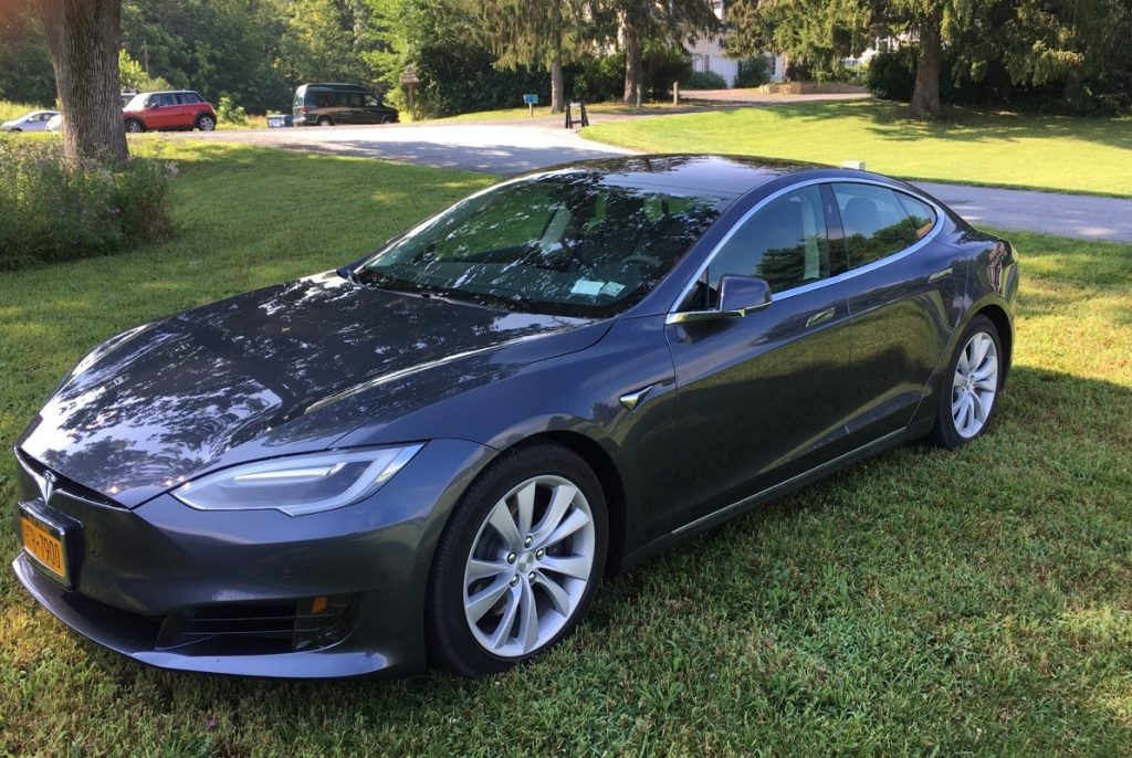 Shylesh Sriranjan - Tesla Model S 100D