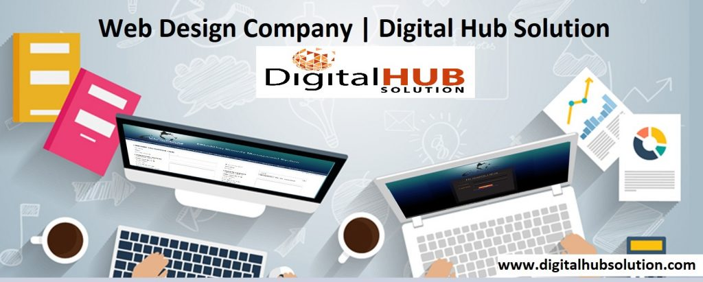 web design company digital hub solution 1