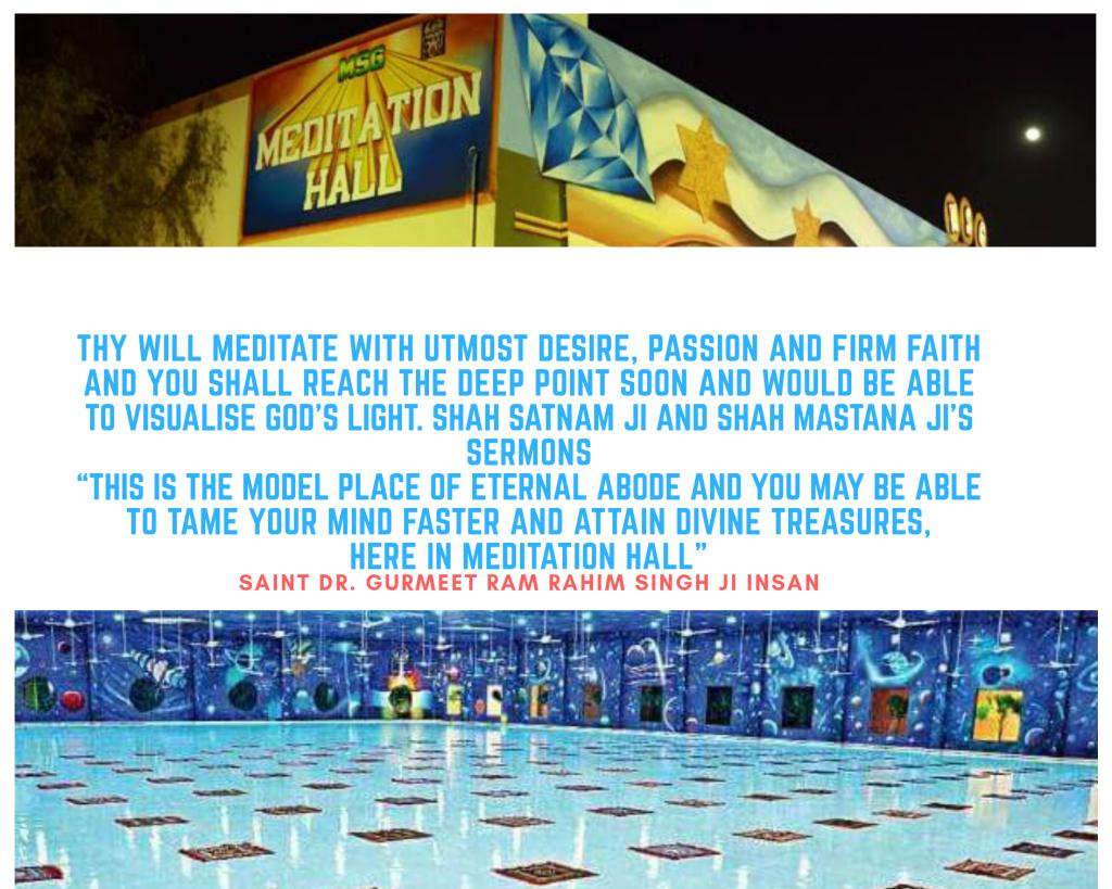 Meditation Hall