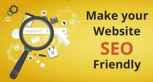 seo friendly website