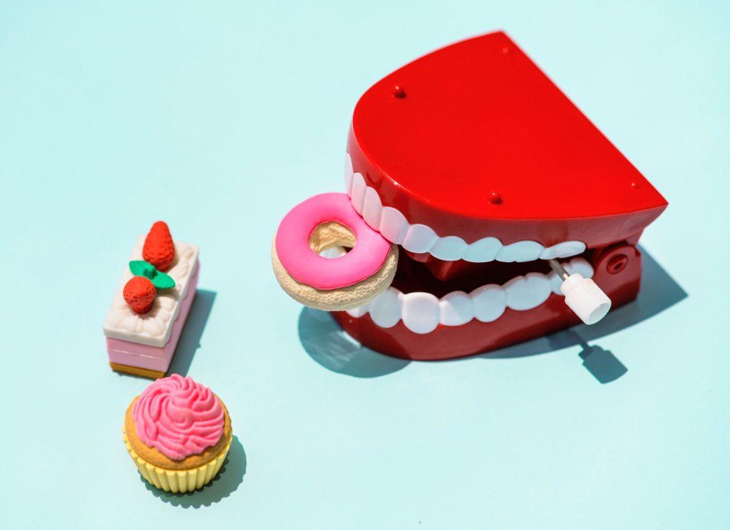 Restores teeth functionality