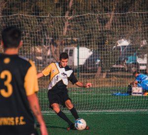 Abdul Hadi Mohamed Fares football game