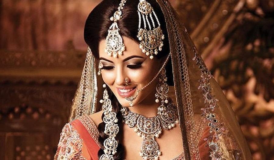 Flaunt your Wedding Jewellery
