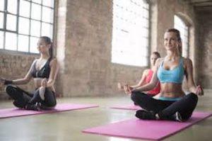 women-doing-yoga-poses