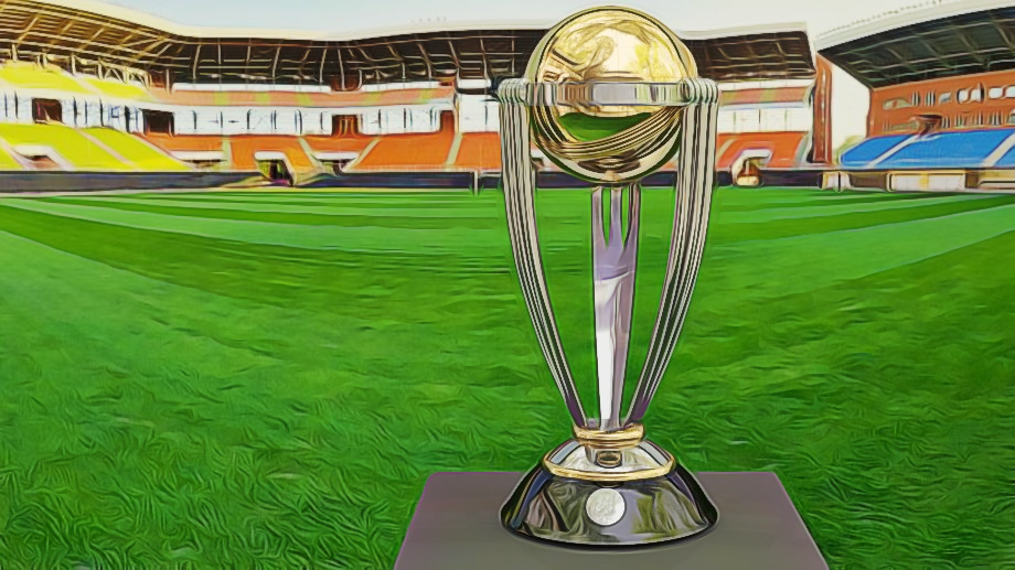 ICC Cricket World Cup Trophy