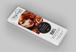 Hair Extension Packaging