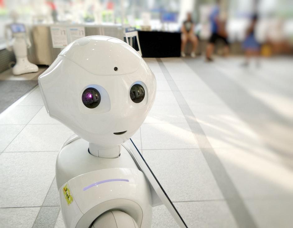 working robot