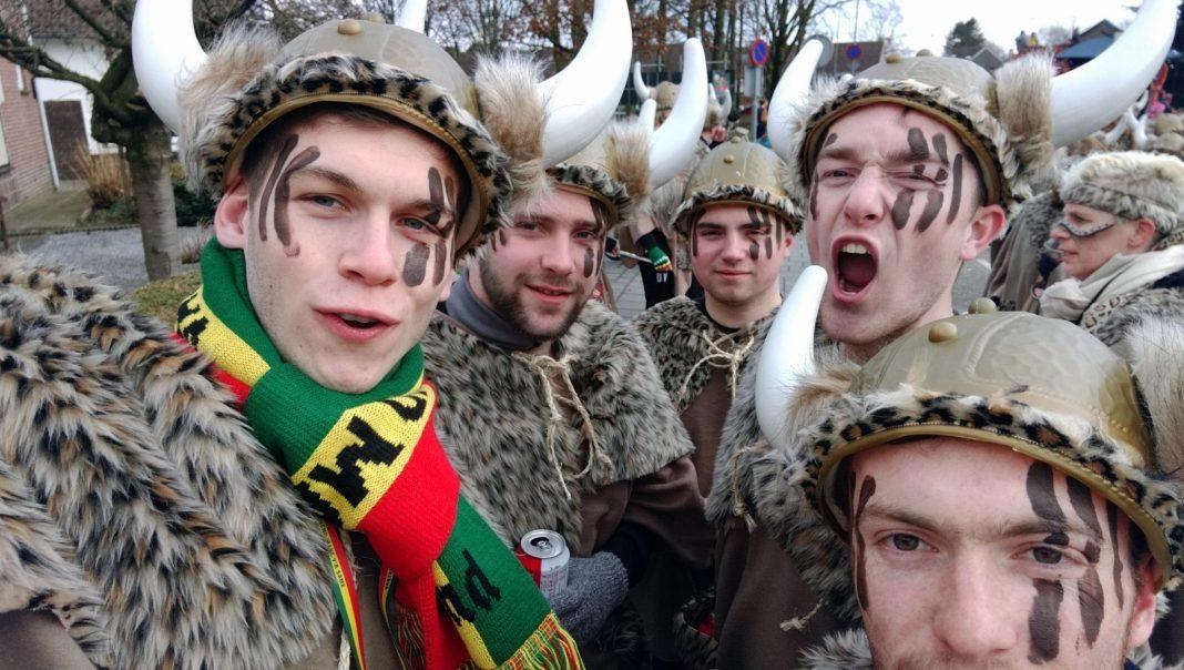 Carnaval in Netherlands