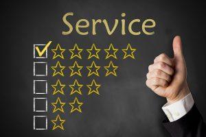 Customer Online Reviews
