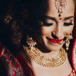 bridal wedding makeup