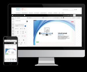 Business Card Design Tool Software