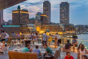 Nightlife in Boston