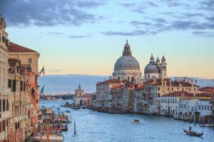Venice cruising