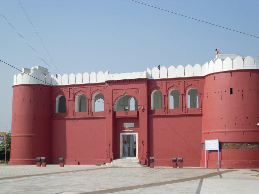 Anandpur Sahib Fort