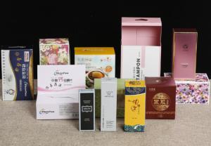 Eco friendly custom cosmetic boxes