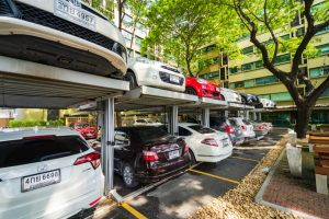 Auto Parking System