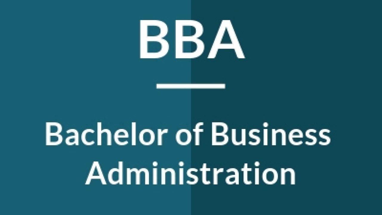 BBA Course