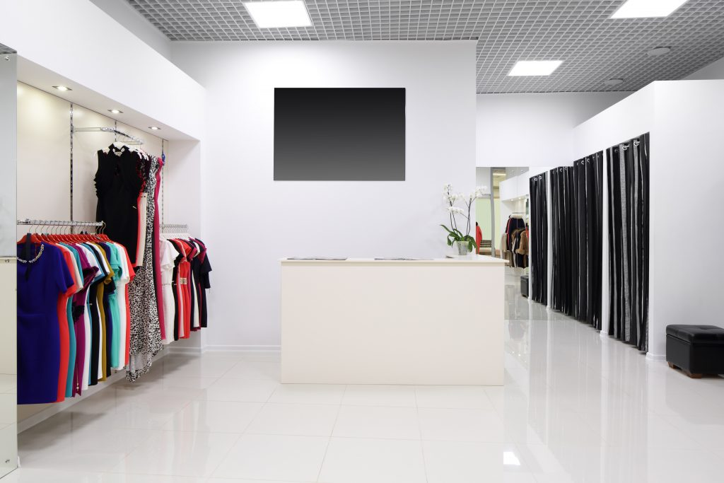 Trending Showroom Displays