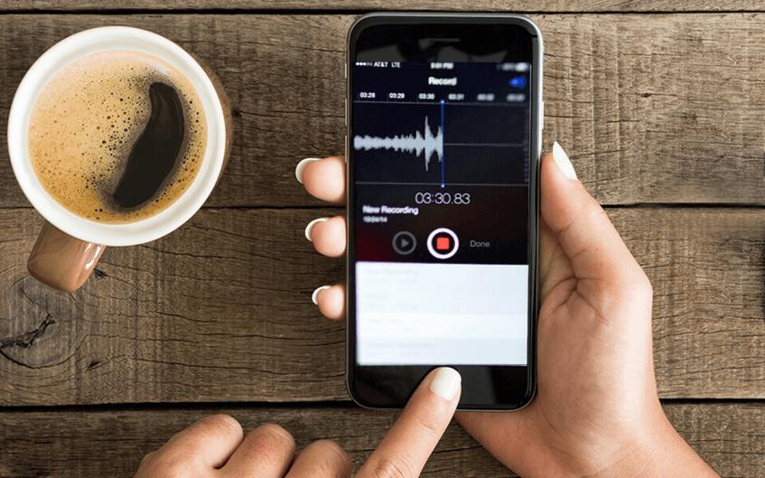 Remote Surround Sound Recorder App