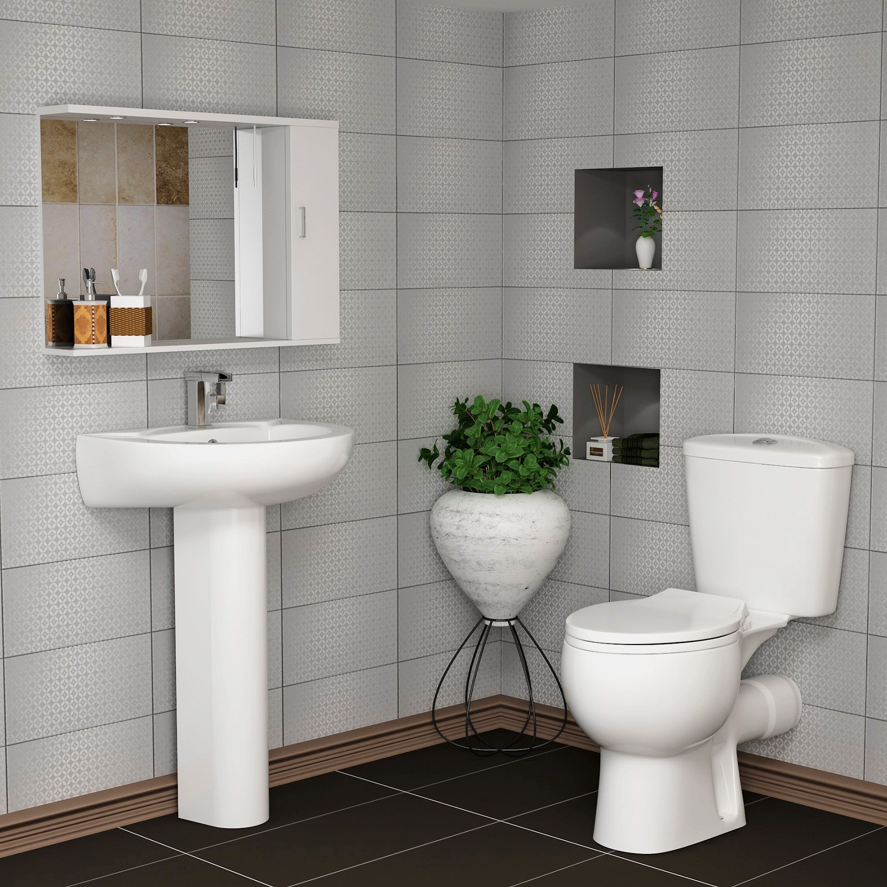 contemporary basins uk