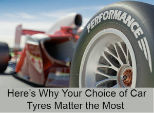 Car Tyres Matter