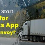 Start Uber for Trucks App