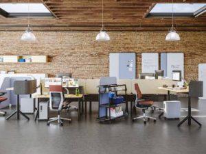 Purchasing Office Furniture - Makeshift
