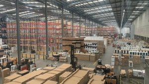 wholesale distributor business