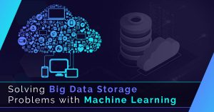 Machine learning for data analytics can solve big data storage issues