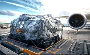 Aircraft Shipping Cargo