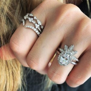 Buy Tiara Engagement Rings Online