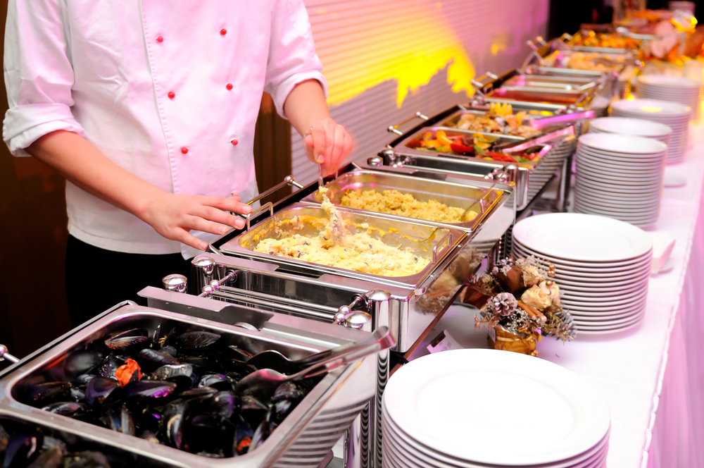 Engagement Catering
