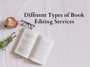 Get Book Editing Services