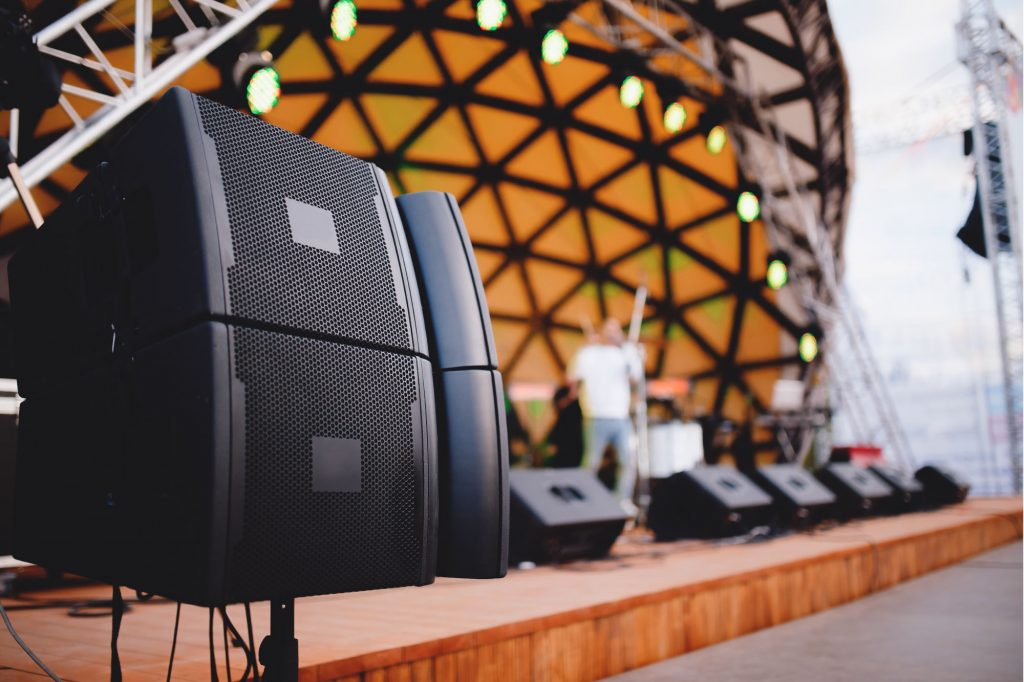hire Event Sound System