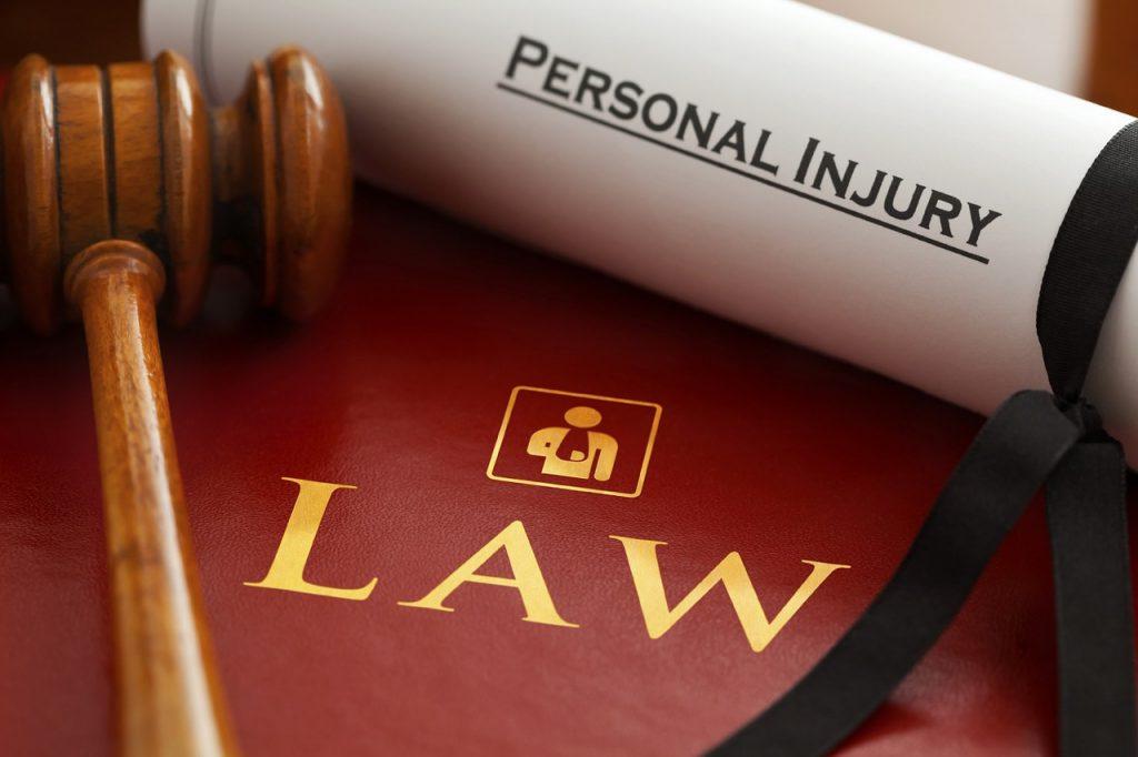 Thomas Plouff Attorney-Personal Injury Claim