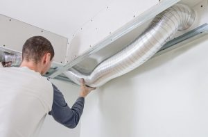 COST BREAKUP FOR AIR DUCT REPAIR AND REPLACEMENT