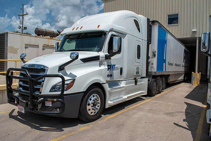 PRT Truck Trailer