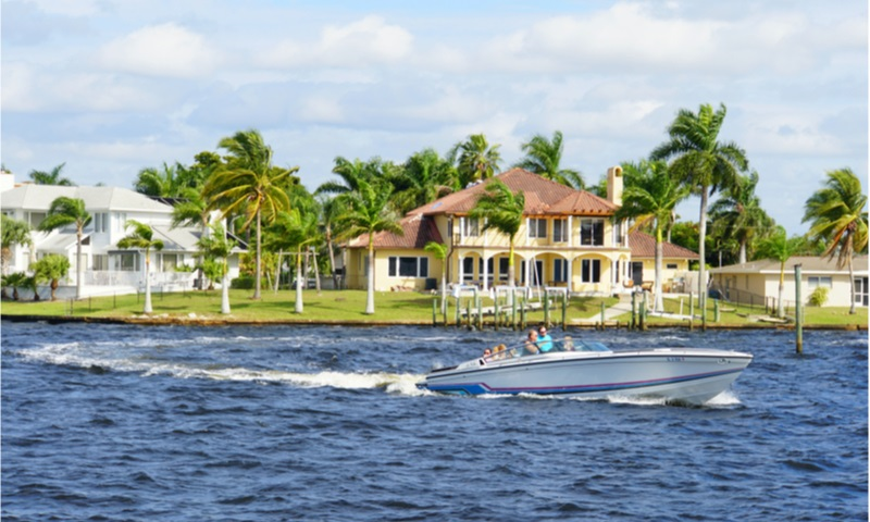 cape coral florida river