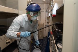 air duct cleaning and sanitizing