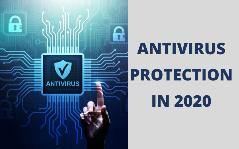 ANTIVIRUS PROTECTION IN 2020