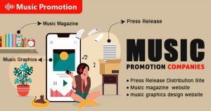 Music Promotion Companies