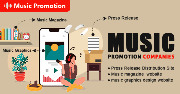 Music Promotion Companies