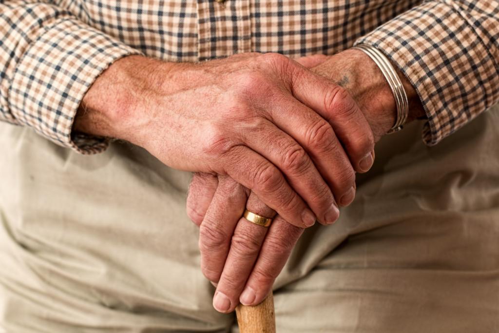 Prevent Falls in Older People