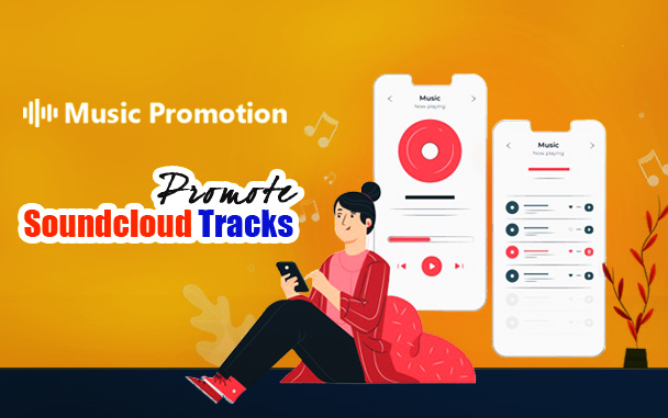 Promote Soundcloud Tracks