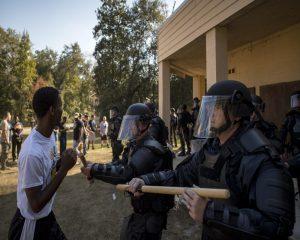 Surajit Khanna-Riots in United States