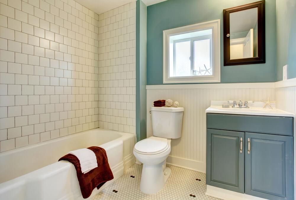 modern bathroom renovations ballarat and geelong