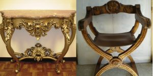 antique wood restoration