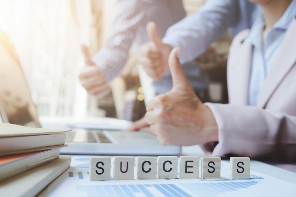 Success to Business
