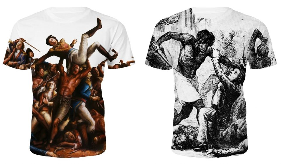 Black history shirts