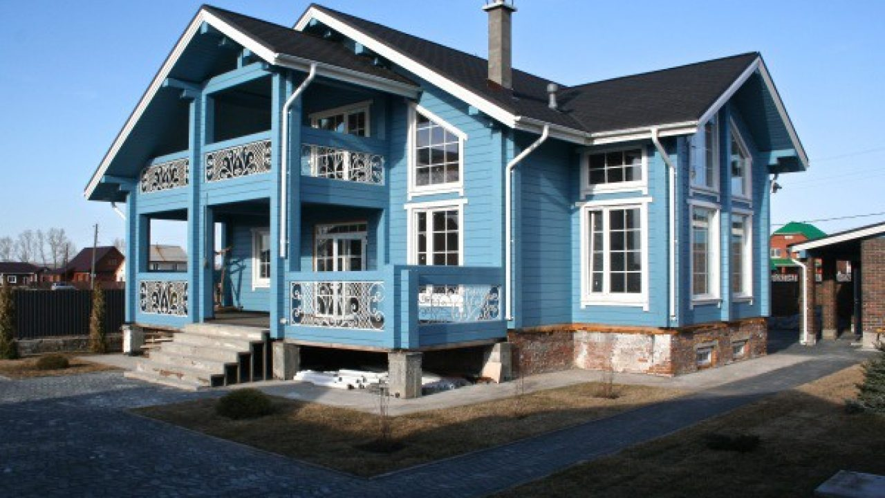 Exterior Painting Contractors A Way To Improve Home Conditions